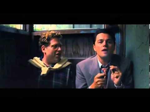 Wolf of Wall Street - Clip - Crack Smoking Scene