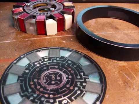 Arc Reactor Mark III