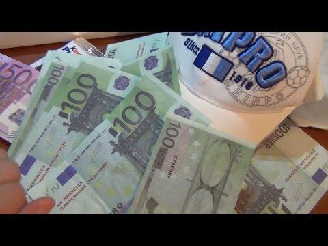 Посылка от подписчиков №561. 2100 евро в подарок