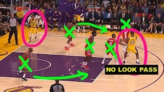 Lebron James At POINT GUARD?! This Is Why The NBA Is In TROUBLE