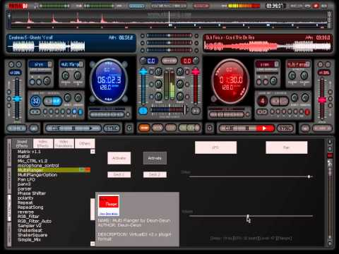 Virtual DJ pro 7 mix electro house 2011!!!.wmv