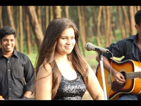 Raabta (Acoustic Cover) -- Praveen Menezes (ft. Eleshiya  Aviraj...
