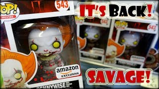 (19.6 MB) PENNYWISE AMAZON EXCLUSIVE FUNKO POP HUNT @The Big Pop Shop Mp3