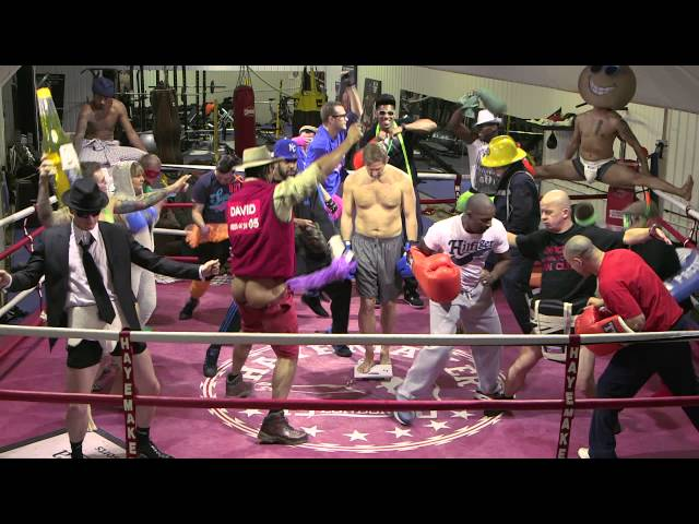 HARLEM SHAKE - HAYEMAKER STYLE (OFFICIAL) - FEATURING DAVID HAYE, ADAM BOOTH & GEORGE GROVES.