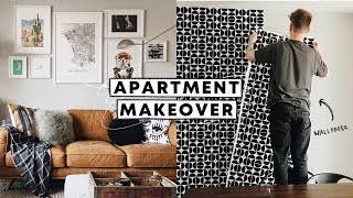 EXTREME APARTMENT TRANSFORMATION 2019 // Lone Fox