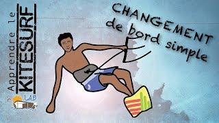 TRANSITION SIMPLE | Cours de KITESURF | LAB TV ⭐