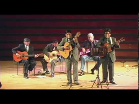 Trío Ayacucho en Concierto - Mixtura de Huaynos ayacuchanos [HD]