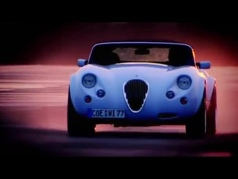 Weismann Roadster/TVR Tuscan car review pt 1   Top Gear   BBC