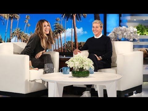 Sarah Jessica Parker Wants Ellen to Play Samantha in the 'Sex and the City' Movie | Sarah