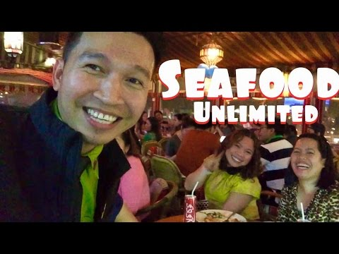 Buhay sa Dubai Daily Vlog || WHY FILIPINOS LOVE SEAFOOD UNLIMITED