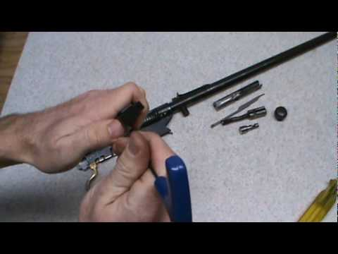 Stevens Model 85 Takedown & Reassembly