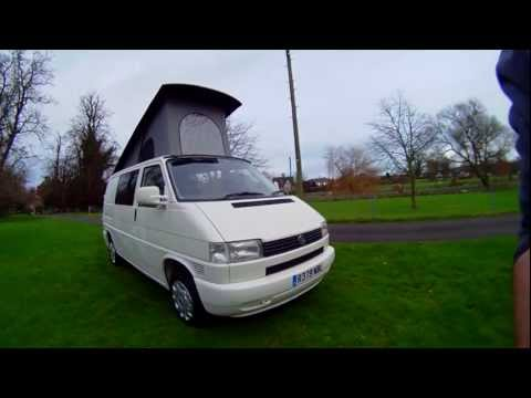 VW T4 Transporter Campervan from Custom Buses