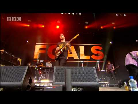 Foals - Inhaler at Radio 1's Big Weekend