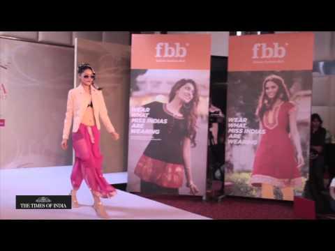 Miss Fashion Icon - Pranati Prakash - FBB Femina Miss India 2015