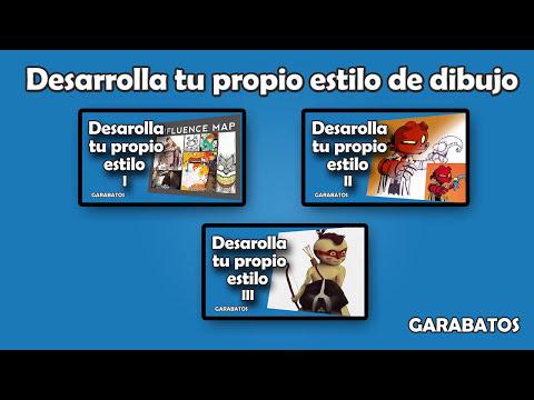 2. DESARROLLA TU PROPIO ESTILO DE DIBUJO (Copiar)