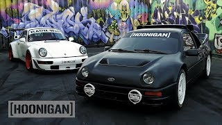 [HOONIGAN] DT 161: Ken Block's Dream Car - 1986 Ford RS200