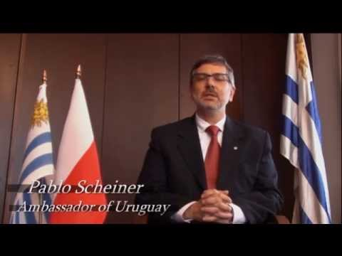 Introduction of HE Pablo Scheiner, Ambassador of Uruguay