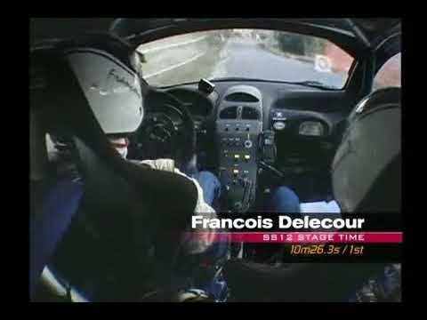 Delecour Tour de Corse Camera Car