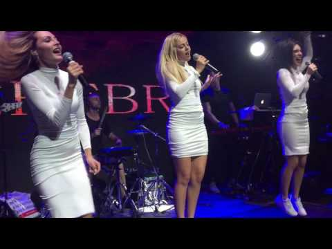 SEREBRO - Отпусти меня (Live at Gipsy, Москва 21.07.2016)