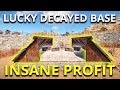 RUST DECAYED BASE JACKPOT EASY LOOT Rust Solo Survival Gameplay mp3