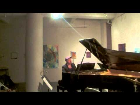 John Clark's 70th Birthday Celebration & Pianist Kai Schumacher Part 1