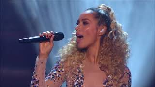 Nicole Richie Speech & Leona Lewis Performance