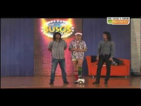 THE SUSO'S SHOW CON LEONEL ALVAREZ Y RENE HIGUITA Primera Temporada