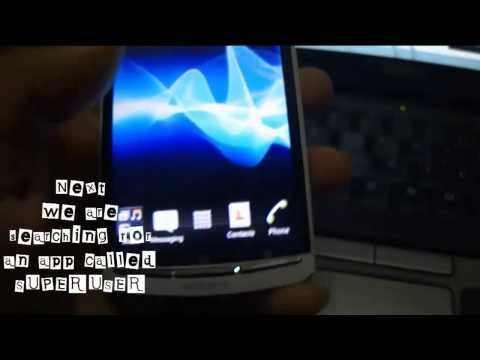 How to Flash Update. Root and Installing Khmer Font for Sony xperia Arc S [Full Khmer Version] HD
