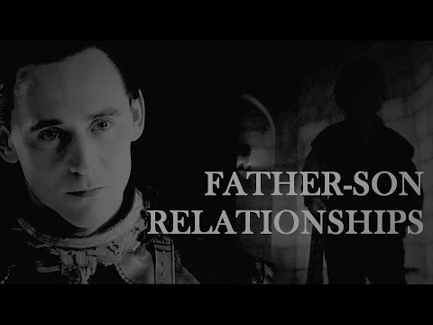 I can't make you love me // Father-son relationships