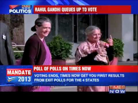 High voter turnout in Delhi : Who