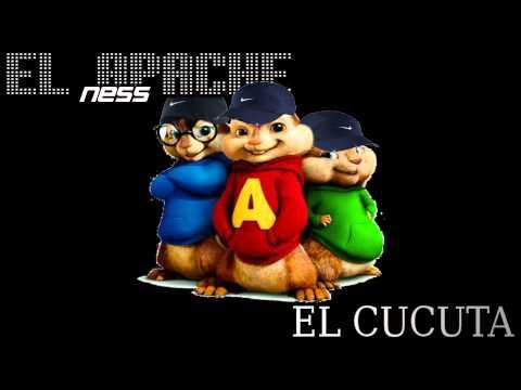 El cucuta - Alvin y las ardillas (El Apache Ness)