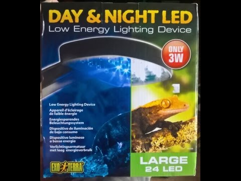Exo Terra Day & Night LED Review UK