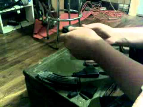 SKS Cobray duckbill less magazine kit installation video with modified AK-47 magazine