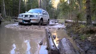 Pajero Sport, Vitara, Cellenger off road 4x4