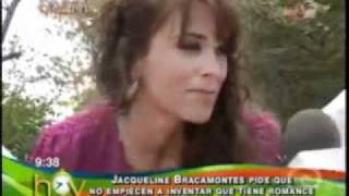 Jacky Bracamontes y William sortilegio entrevista en hoy