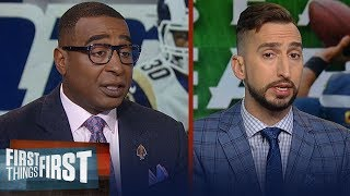 Rams vs Seahawks game has an enormous air of importance for both teams | NFL | FIRST THINGS FIRST