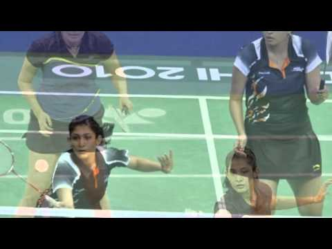 Jwala,Ashwini keep Olympic Hopes Alive