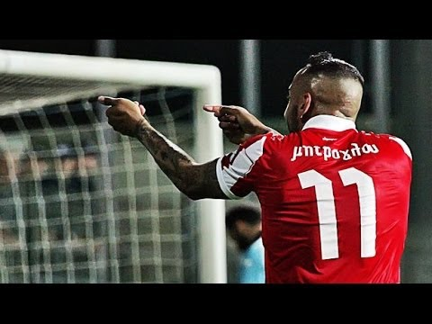 Codename: KM11 - Kostas Mitroglou - Olympiakos FC