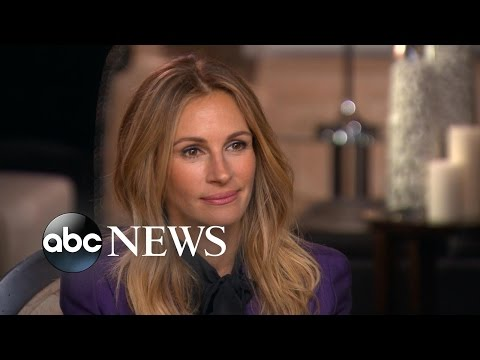 Julia Roberts on Making 'Secret in Their Eyes' With Her Husband