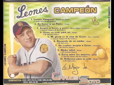 Leones Campen - Carlos Soto