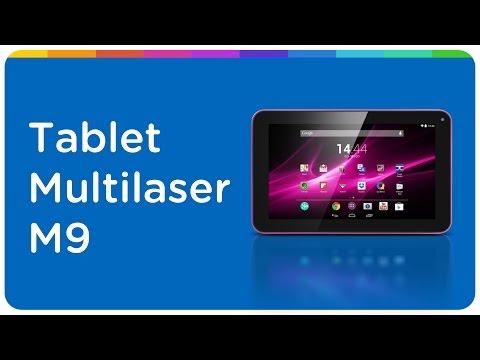 Tablet Multilaser M9 8GB 9
