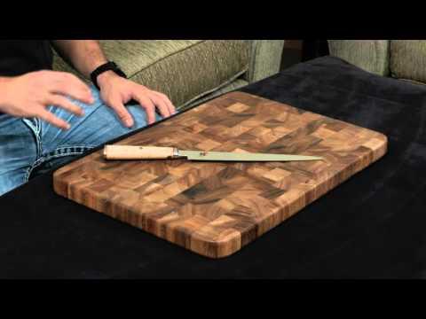 Download Lagu Miyabi Birchwood 9.5 Inch Slicing Knife — Review and Information. MP3 Free