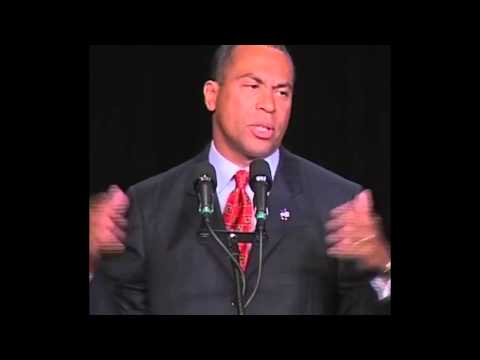 Governor Deval Patrick 2006 MA Democratic State Convention Speech