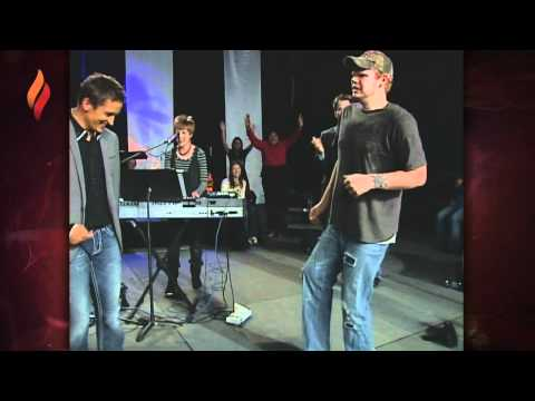 Man on crutches healed at Bay of the Holy Spirit Revival