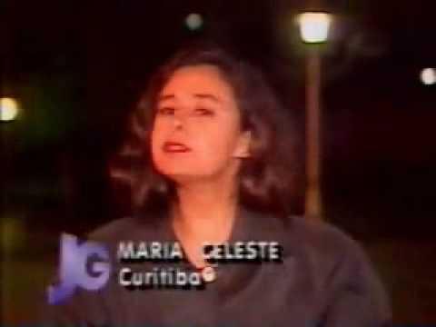 Reportagem sobre Dalton Trevisan no Jornal da Globo (1993)