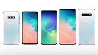 Samsung Galaxy S10/S10+/S10 Lite - All Final Rumors/Leaks!