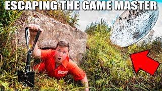 PRISON ESCAPE GAME MASTER CHALLENGE!! Nerf War, Toys & More! (24 Hour Challenge)