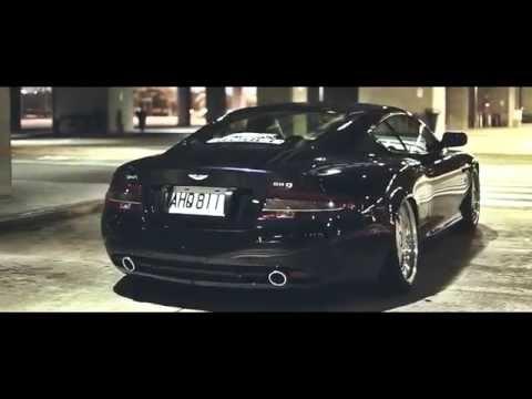 The AirREX Aston Martin DB9 | AirREX digital air suspension | Taiwan | 2014