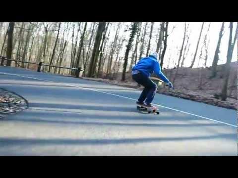 Fibretec Skateboards | shreddin with Sven and Leon
