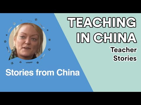 Teaching English China - Stories From EF Teachers in China